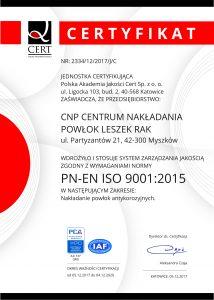 CNP [J2015] - C2017 (polska)